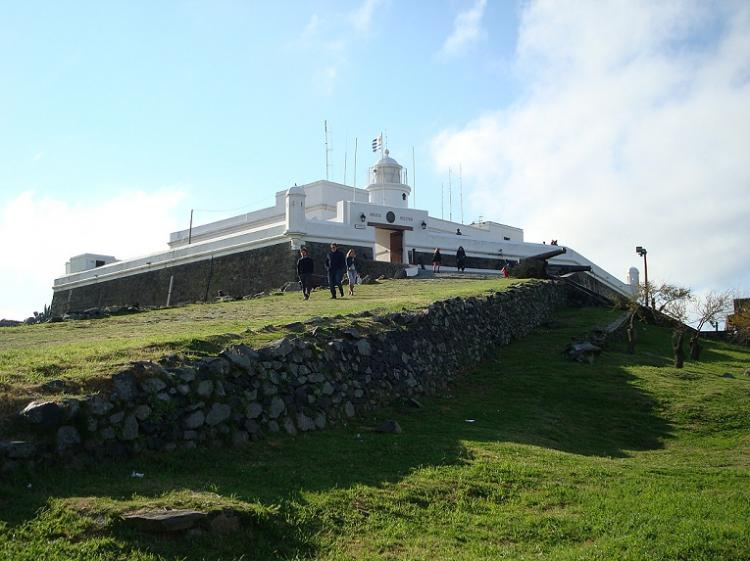 Fortaleza del Cerro a Montevideo
