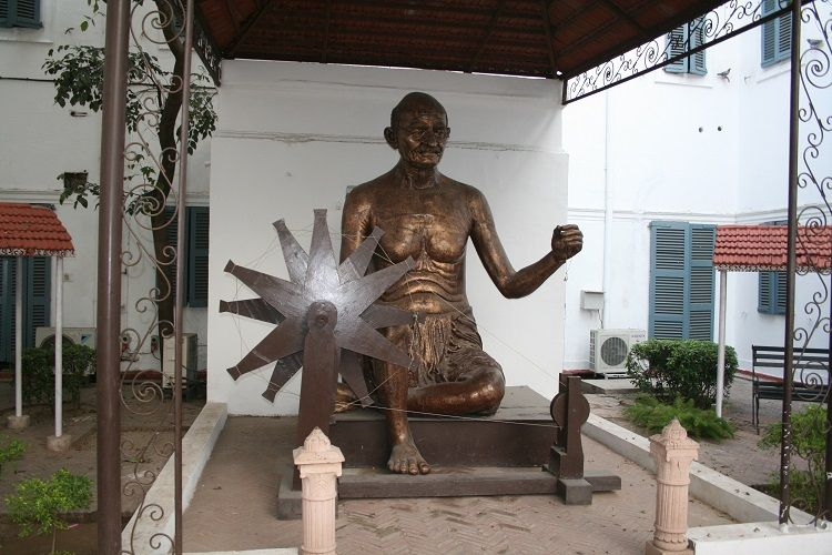 Museo di Gandhi a Nuova Delhi