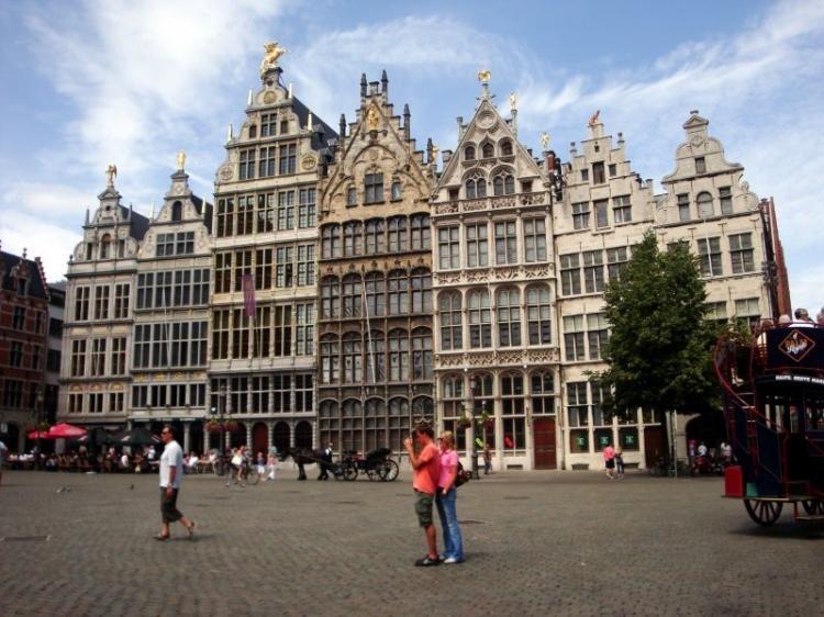 Grote Markt ad Anversa