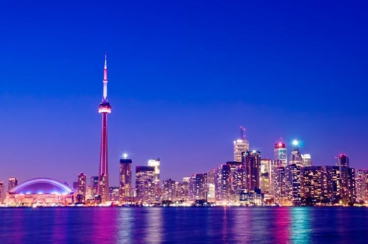CN Tower a Toronto