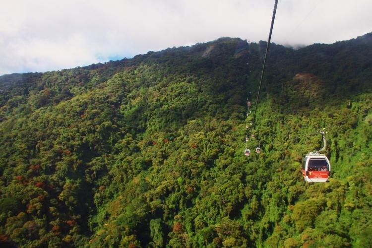 Parco Nazionale El Avila a Caracas
