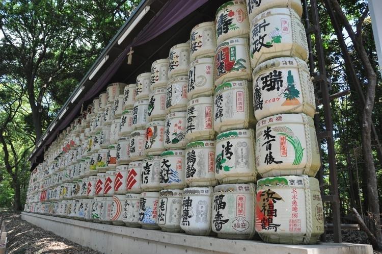 Santuario Meiji di Tokyo
