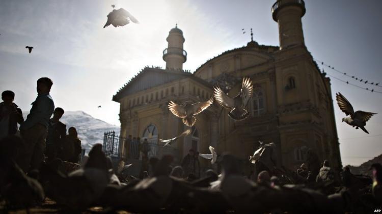 Moschea Shah-Do Shamshira a Kabul