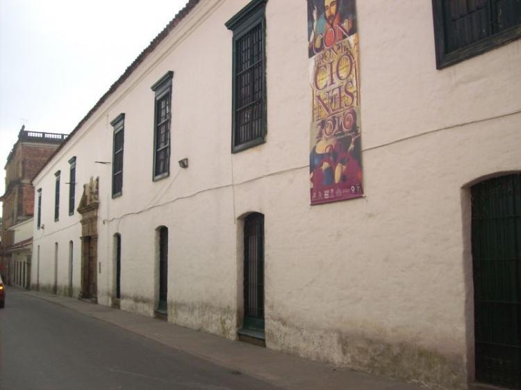 Museo de Arte Colonial a Bogotà