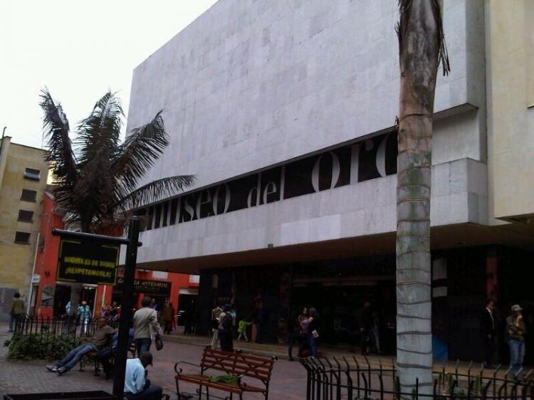 Museo dell'Oro del Banco della Repubblica a Bogotà
