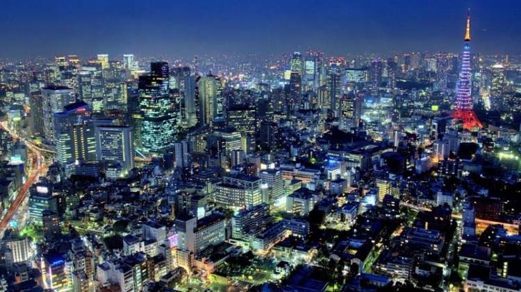Cosa fare a Tokyo di sera