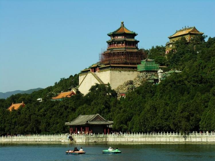Palazzo d'Estate a Pechino