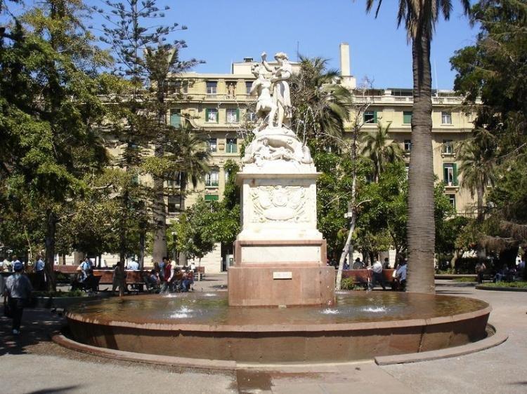 Plaza de Armas a Santiago del Cile