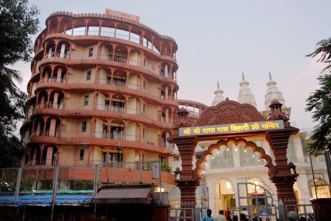 Tempio ISKCON a Mumbai
