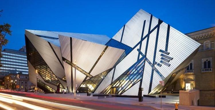 Royal Ontario Museum di Toronto