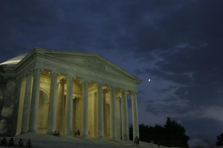 Thomas Jefferson Memorial a Washington