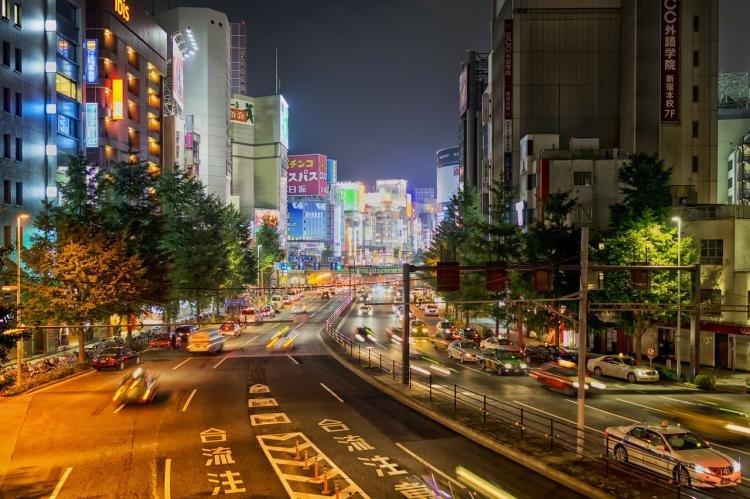 Soggiornare a Tokyo