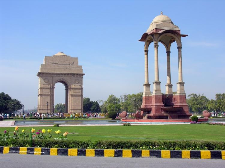 India Gate di Nuova Delhi