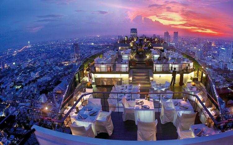 Cosa fare a Bangkok di sera