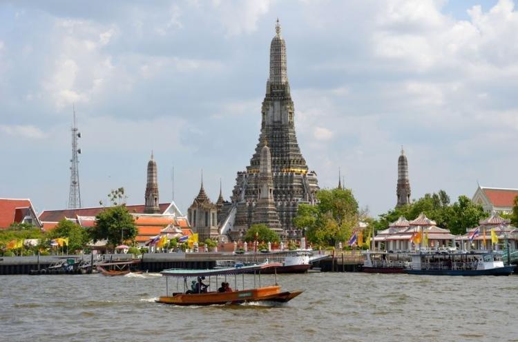 Wat Arun a Bangkok