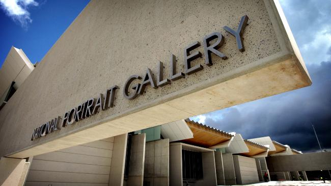 National Portrait Gallery di Canberra