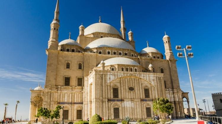 Moschea di Muhammad Ali a Il Cairo