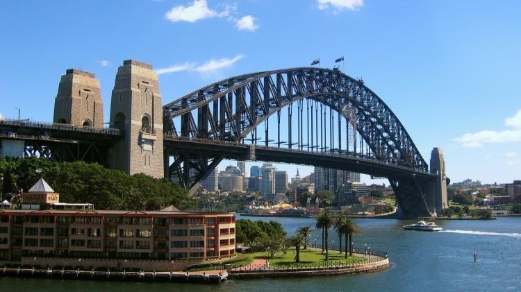 Sydney Harbour Bridge a Sydney