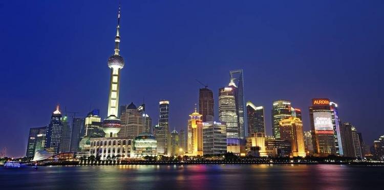 Oriental Pearl Tower a Shanghai