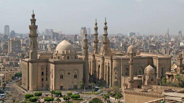 Islamic Cairo ad Il Cairo