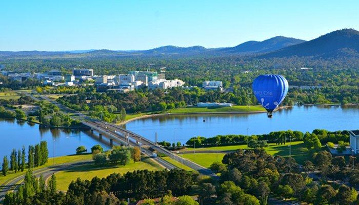 Soggiornare a Canberra