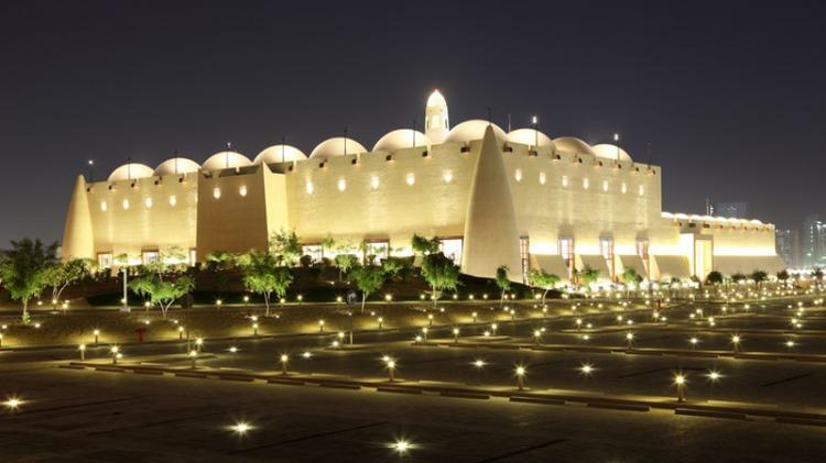 Grand Mosque di Doha
