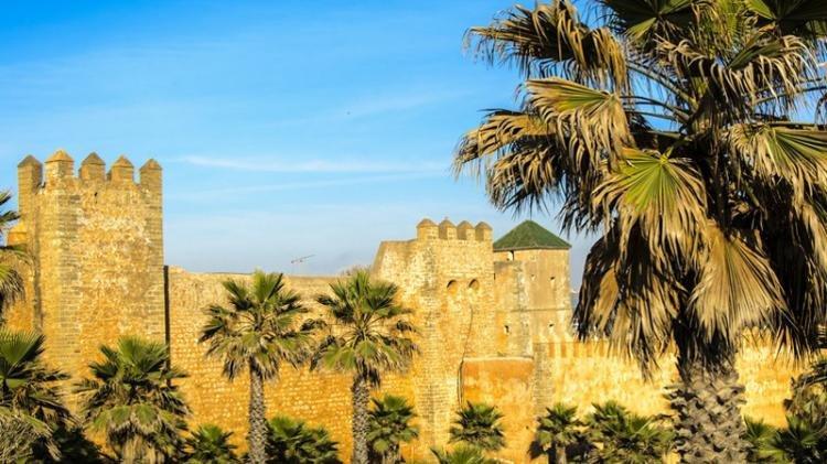 Kasba degli Oudaïa a Rabat
