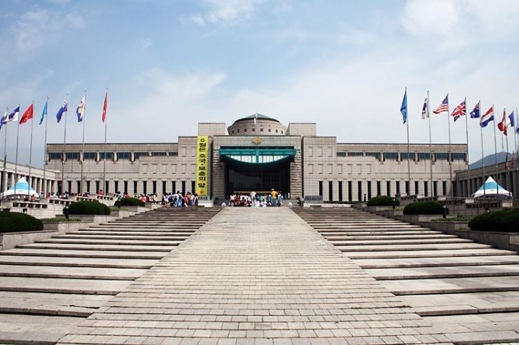 War Memorial of Korea di Seul