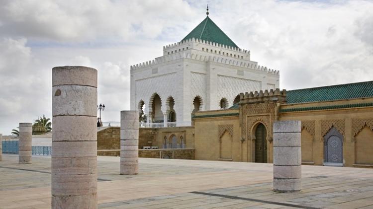 Mausoleo di Mohammed V a Rabat