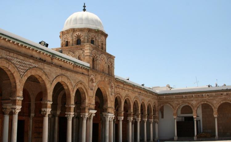 Moschea al-Zaytuna a Tunisi