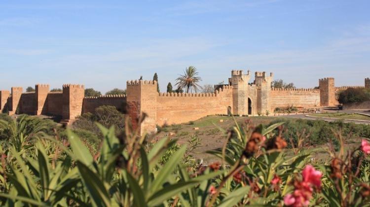 Necropoli di Chella a Rabat