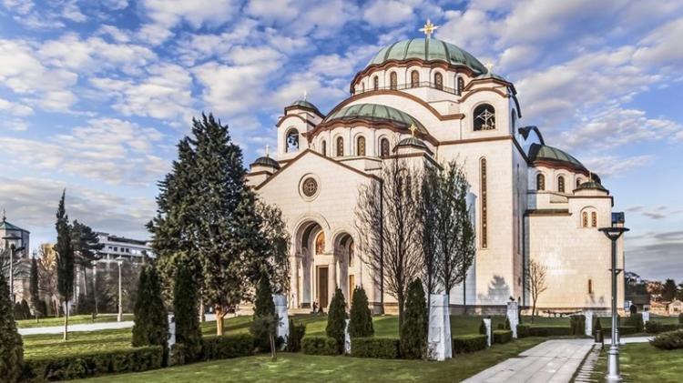 Tempio di San Sava a Belgrado