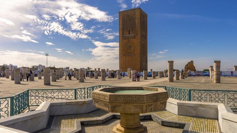 Torre di Hassan a Rabat - Fidelity Viaggi
