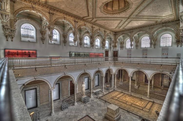 Museo del Bardo a Tunisi
