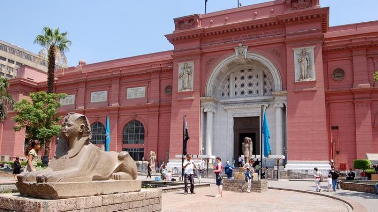 Museo Egizio a Il Cairo