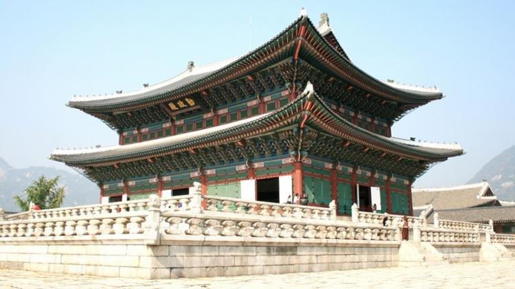 Changdeokgung a Seul