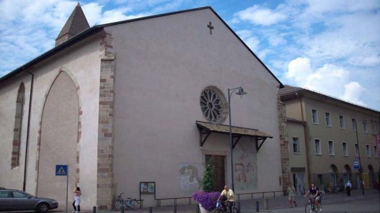 Chiesa dei Domenicani a Bolzano