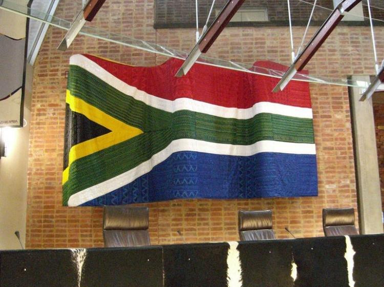 Constitution Hill di Johannesburg