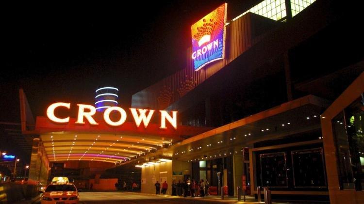 Crown Casino a Melbourne
