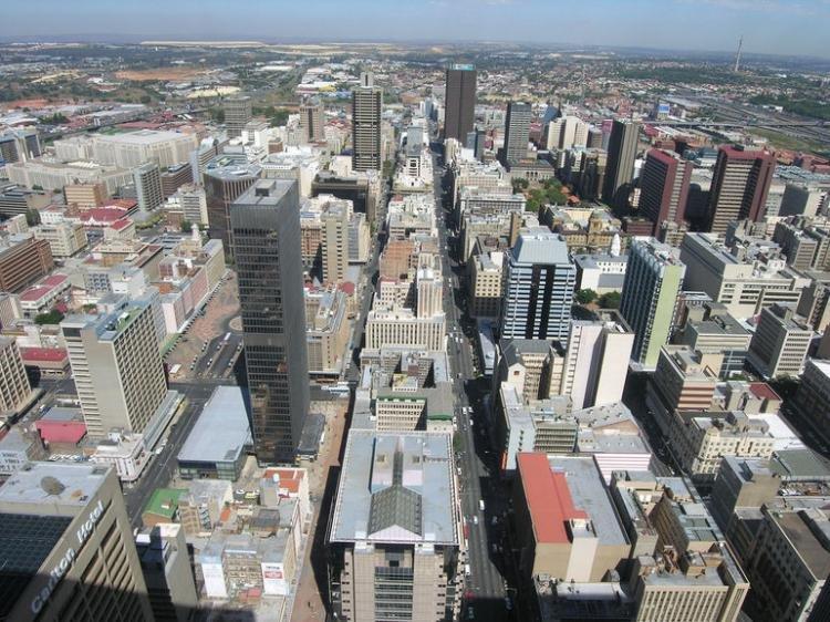 Guida di Johannesburg