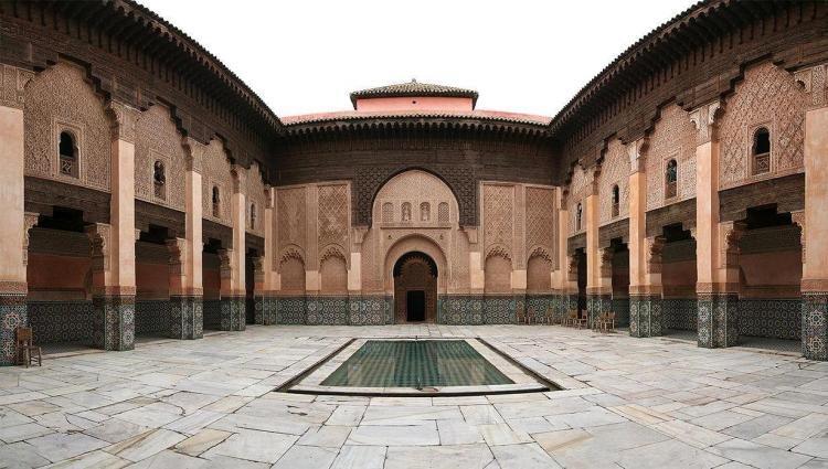 Madrasa di Ben Youssef a Marrakech