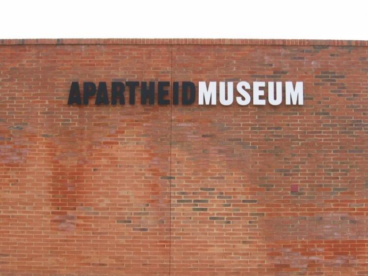 Museo dell'Apartheid a Johannesburg