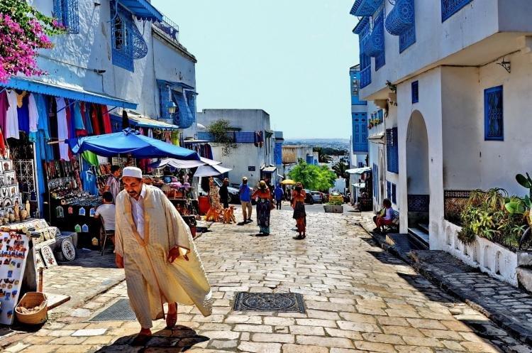 Guida di Tunisi
