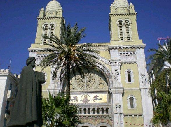 Cattedrale di San Vincenzo de' Paoli a Tunisi