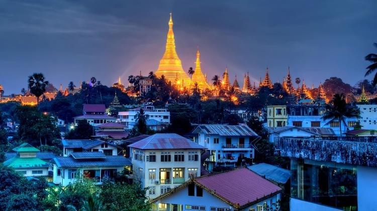Guida di Yangon