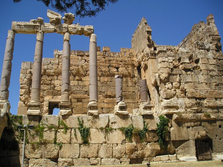 Sito archeologico di Baalbek