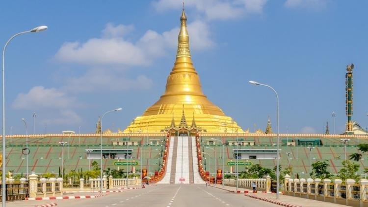 Guida di Naypyidaw