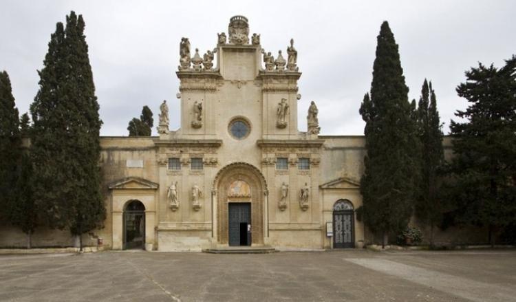 Chiesa dei Santi Nicolò e Cataldo a Lecce