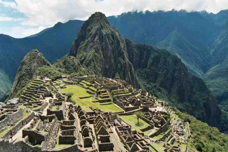 Sito archeologico del Machu Picchu