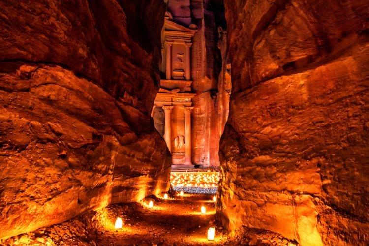 Sito archeologico di Petra
